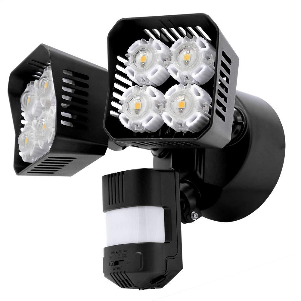 Upgraded SANSI LED Security Motion Sensor Outdoor Lights