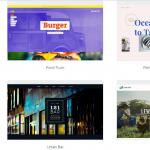 wix template page