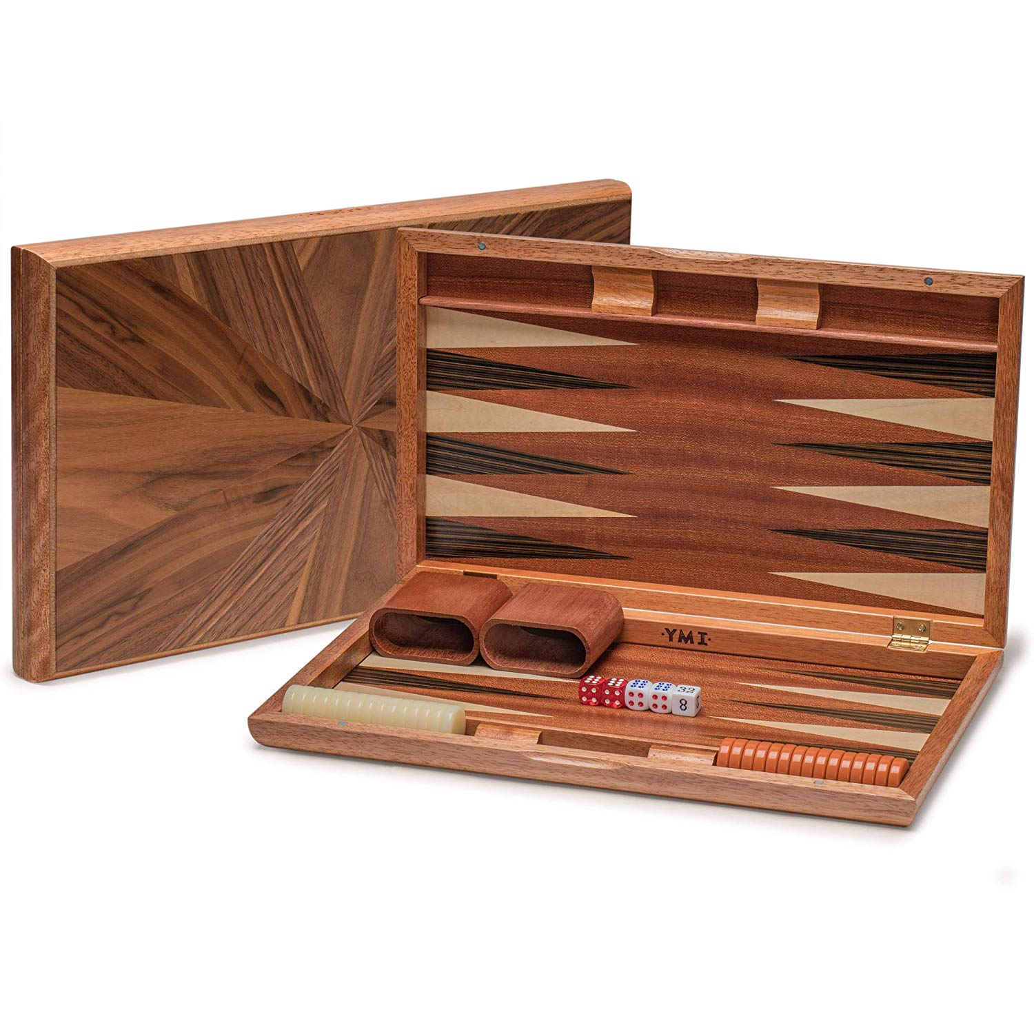 Backgammon Game Set by Yellow Imports