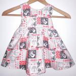 Christmas themed Star Wars dress for girls