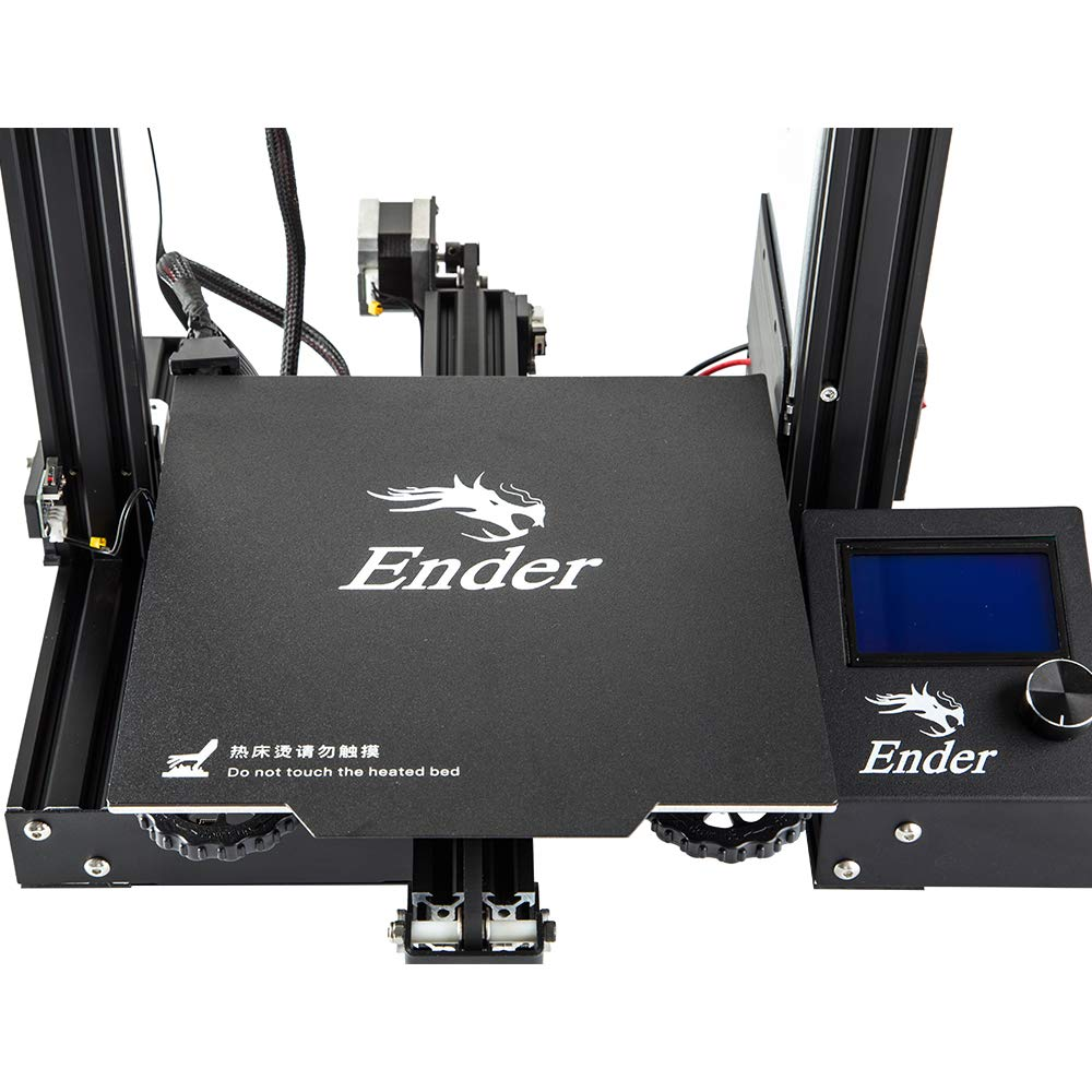 Comgrow Creality Ender 3 Pro has an impressive removable build plate