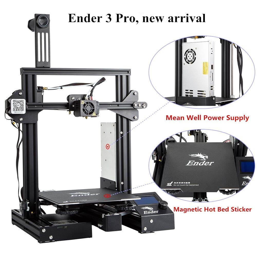Comgrow Creality Ender 3 Pro is a great gift