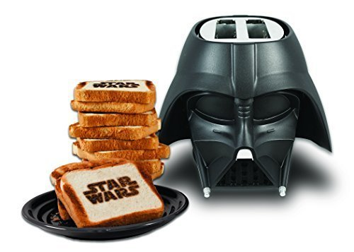 Star Wars kitchen gadget: Darth Vader toaster