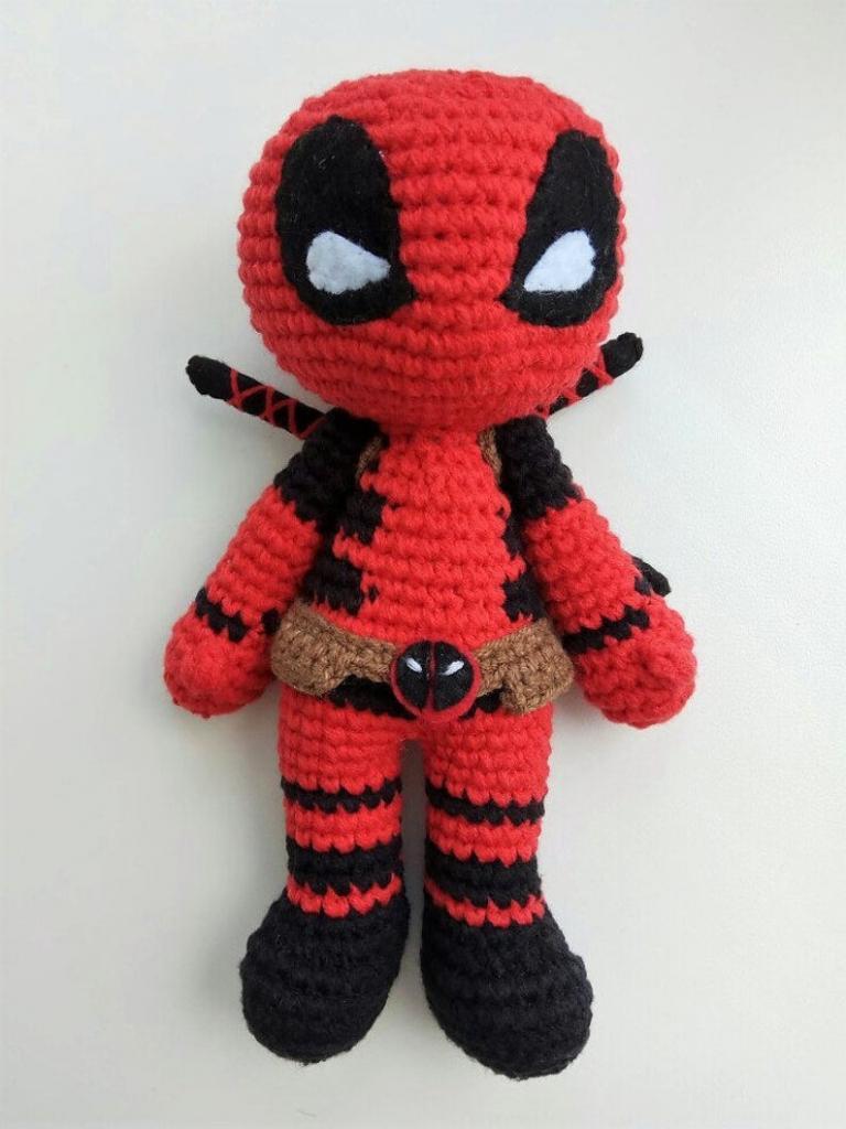 Geeky Crochet Patterns | 1024x768