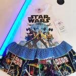 Iconic Star Wars dress for girls
