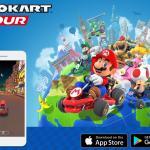 Mario Kart Tour – Homepage
