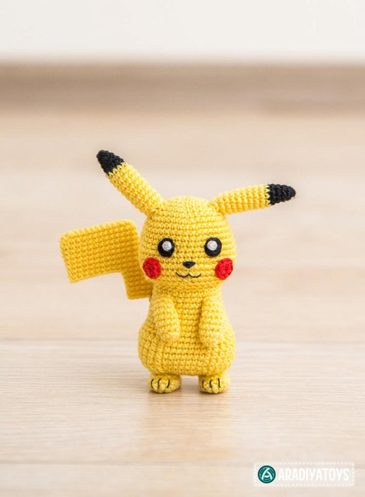 30 Free Crochet Pokémon Patterns | Guide Patterns | 1024x751