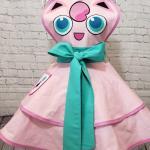 Pokemon Jigglypuff halloween costume apron