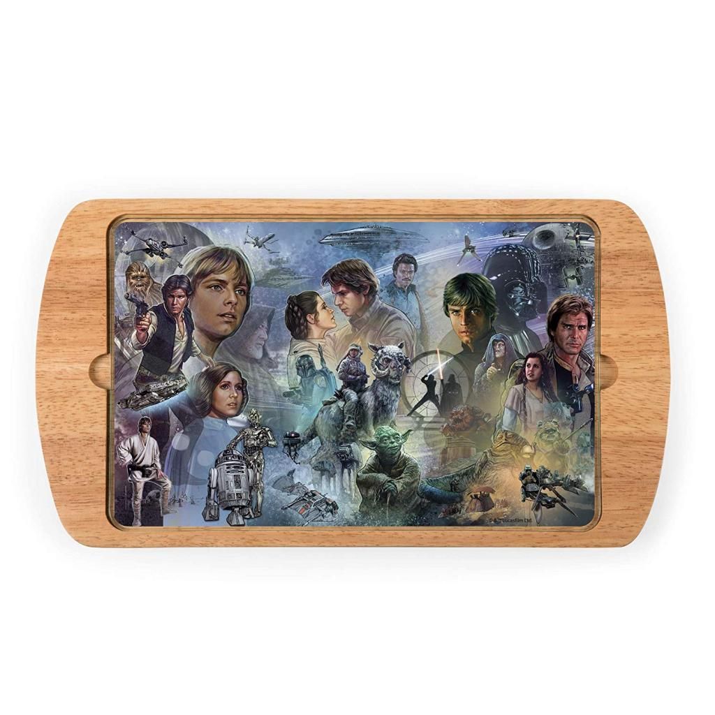 Star Wars kitchen accessory: serving tray