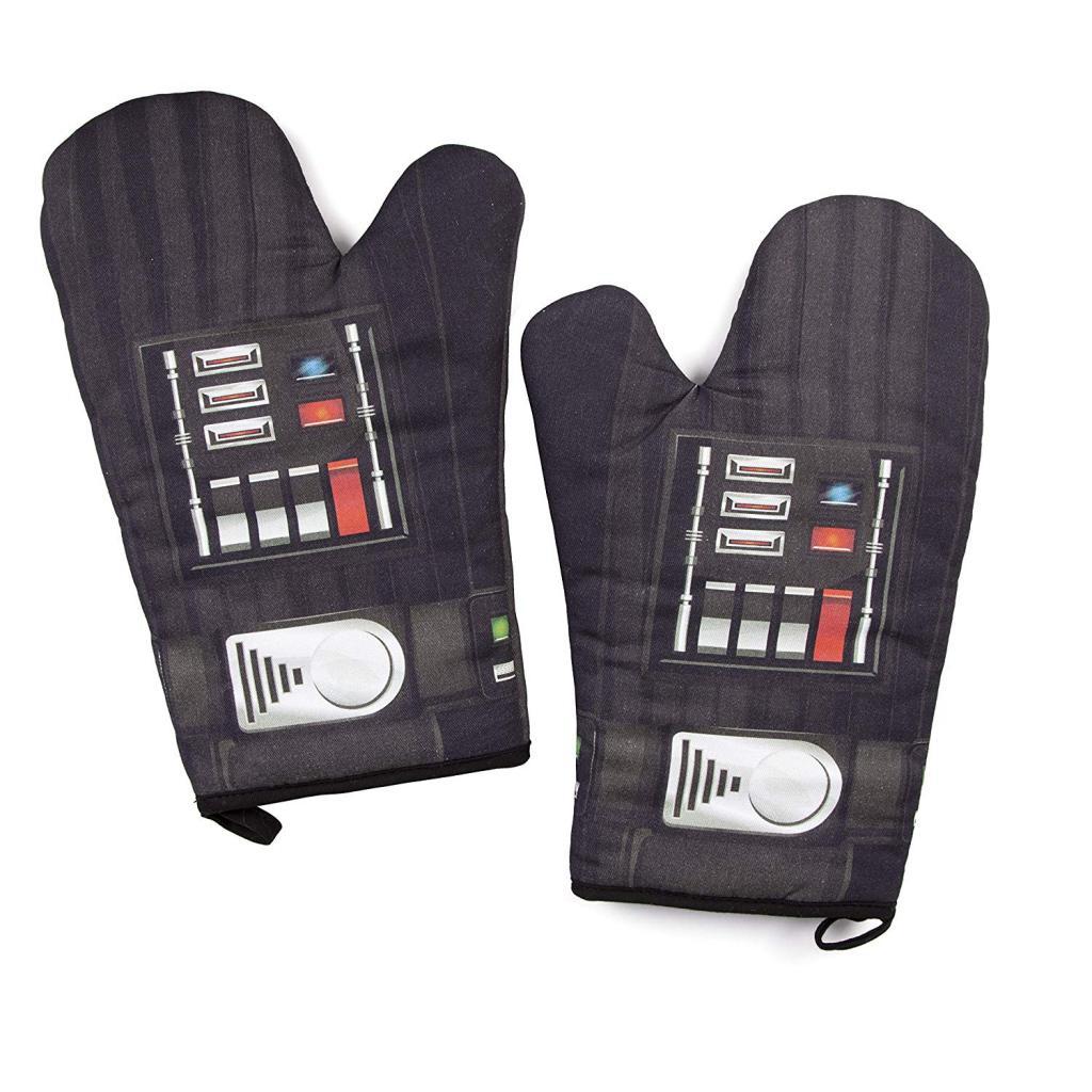 Darth Vader gloves