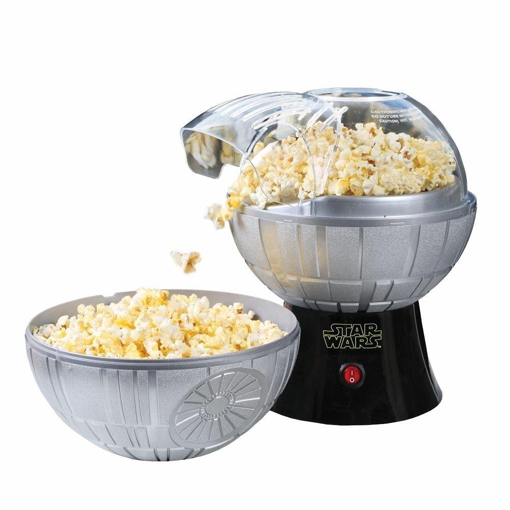 Star Wars kitchen gadget: Death Star popcorn maker