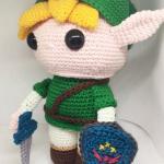 The Legend of Zelda Crochet Doll Pattern