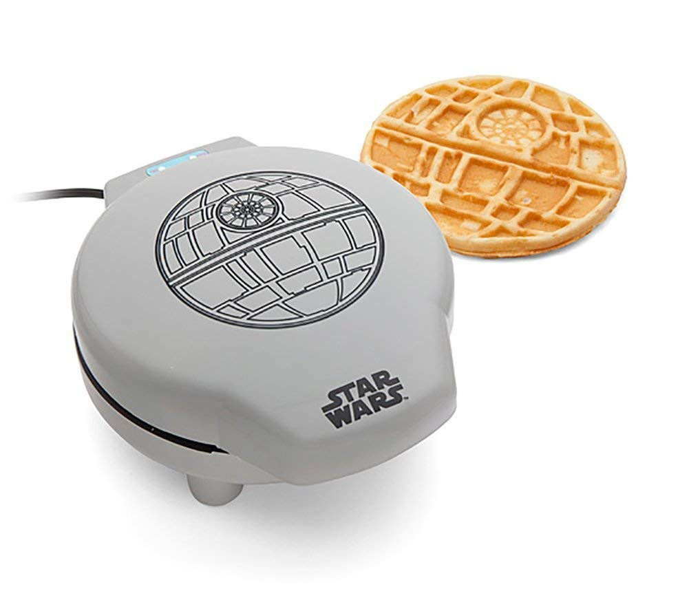 Star Wars kitchen gadget: Death Star waffle maker