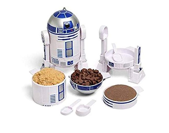 Star Wars kitchen accessory: R2-D2 measuring set