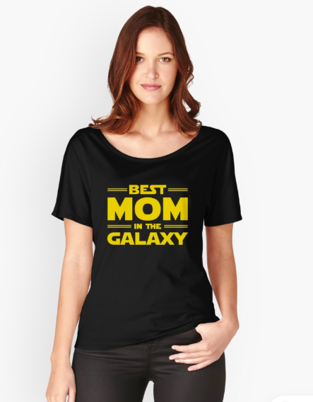 Star wars t-shirt for women