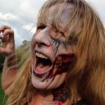 Zombie Temporary Makeup Tattoo forHalloween Party