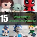cool crochet doll patterns