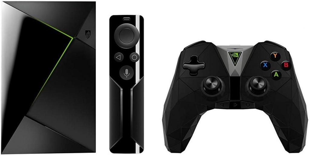 Nvidia Shield TV Pro is great