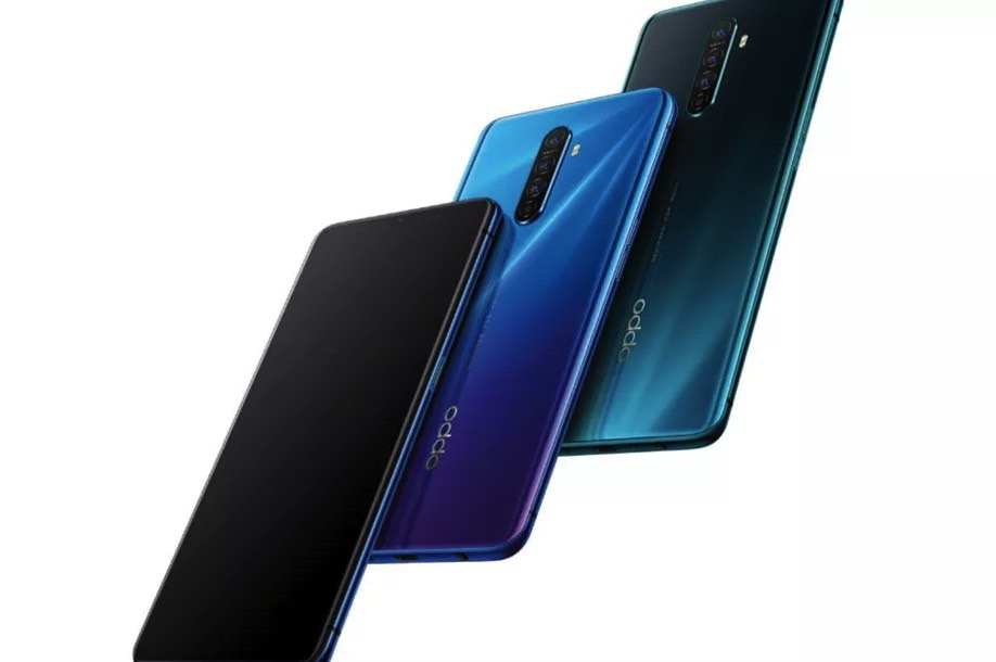 Oppo Reno Ace is a fast charging phone
