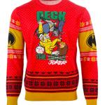 Batman Deck The Joker Ugly Sweater