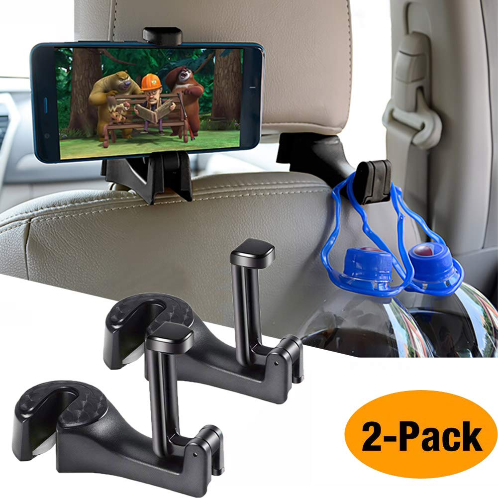 car hook with iphone holder for your car