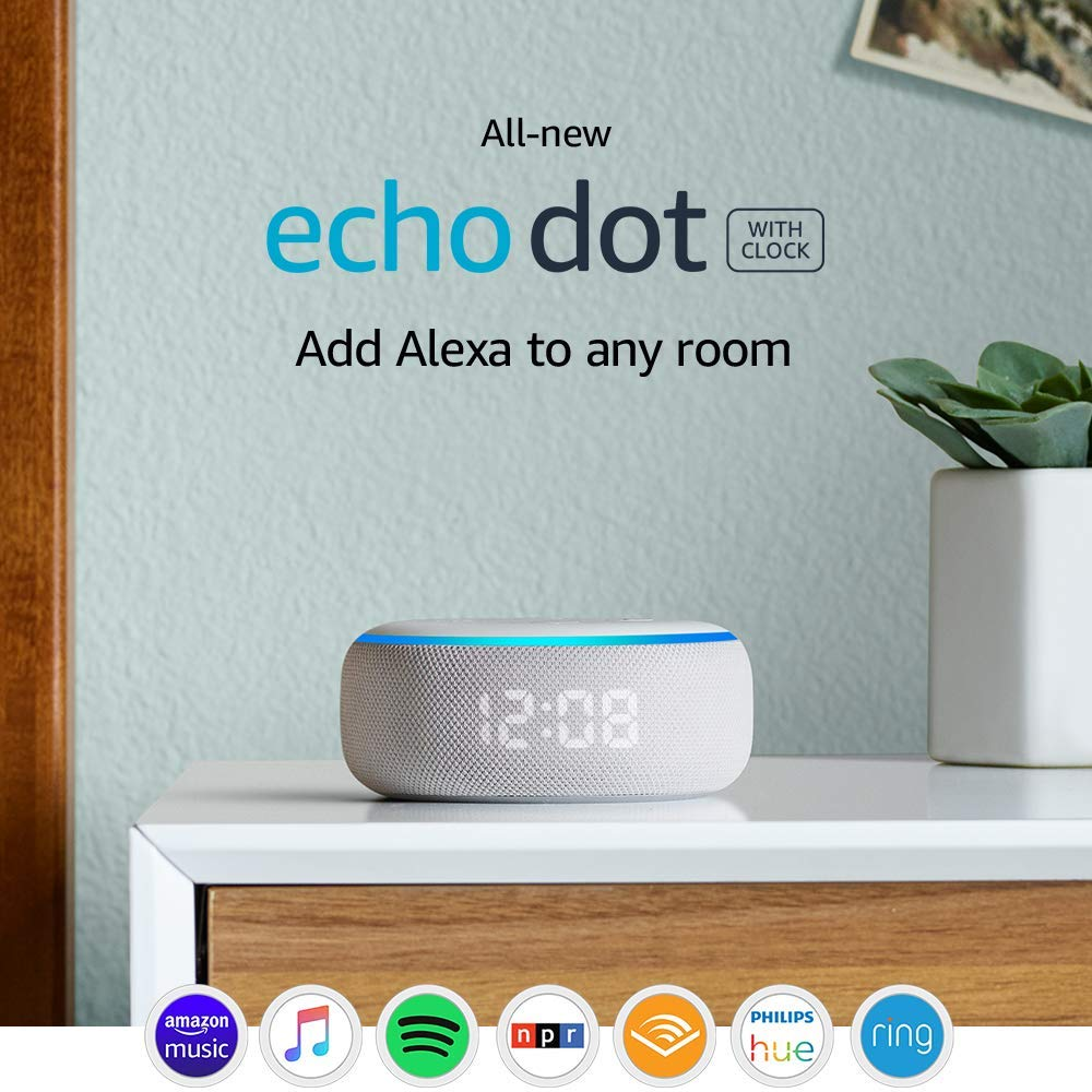 All-new Echo Dot (3rd Gen)