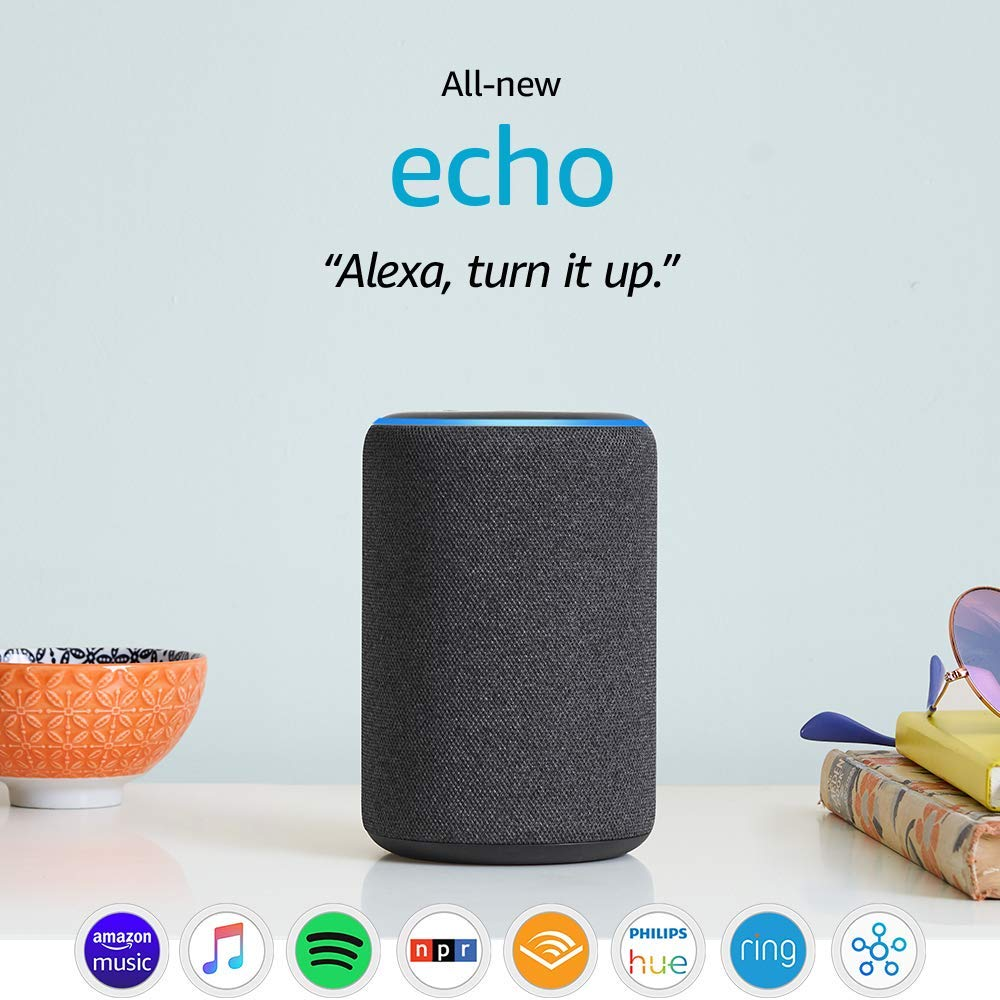 All-new Echo (3rd Gen)