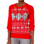 Marvel Red Ugly Christmas Sweater
