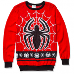 Marvel Spiderman Ugly Christmas Sweater