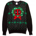 Marvel's Deadpool Ugly Christmas Sweater