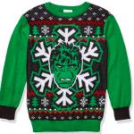 Marvel's Incredible Hulk Ugly Christmas Sweater