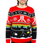Official Atari Christmas Ugly Sweater