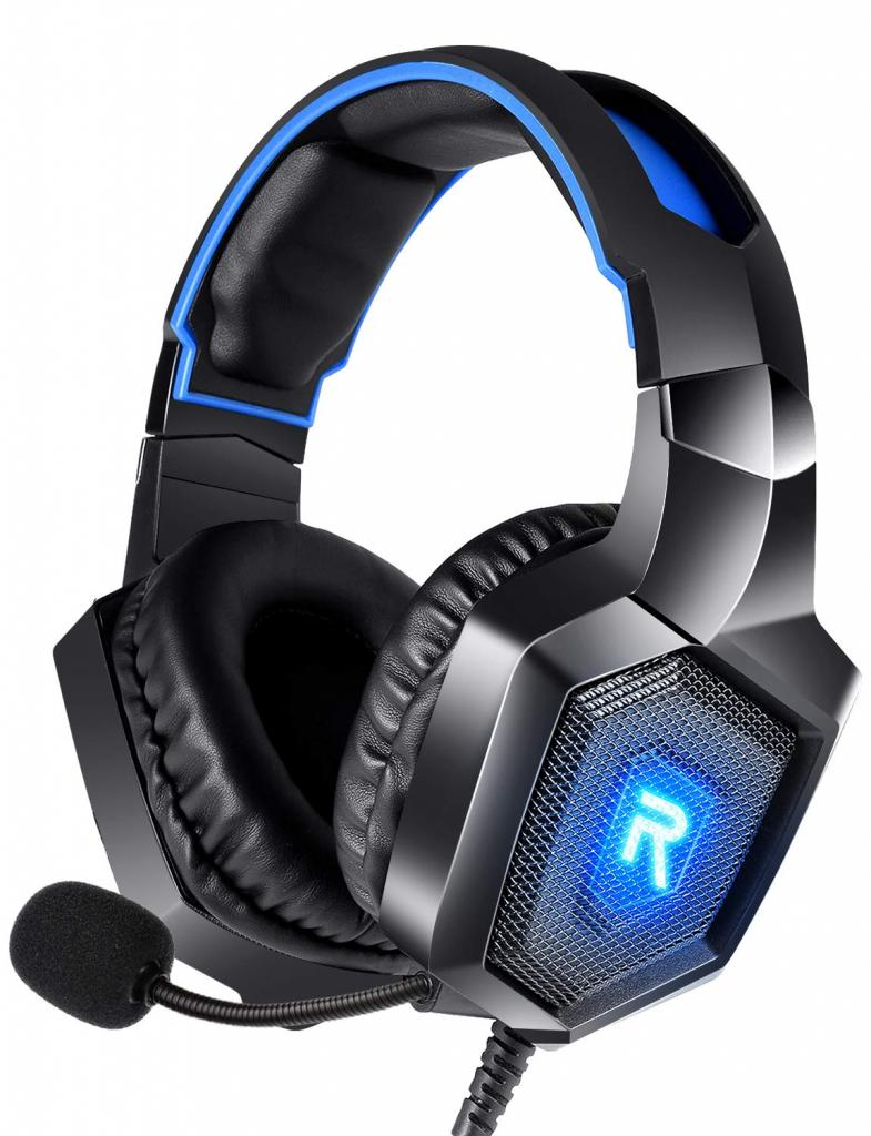 RUNMUS Gaming Headset for PS4