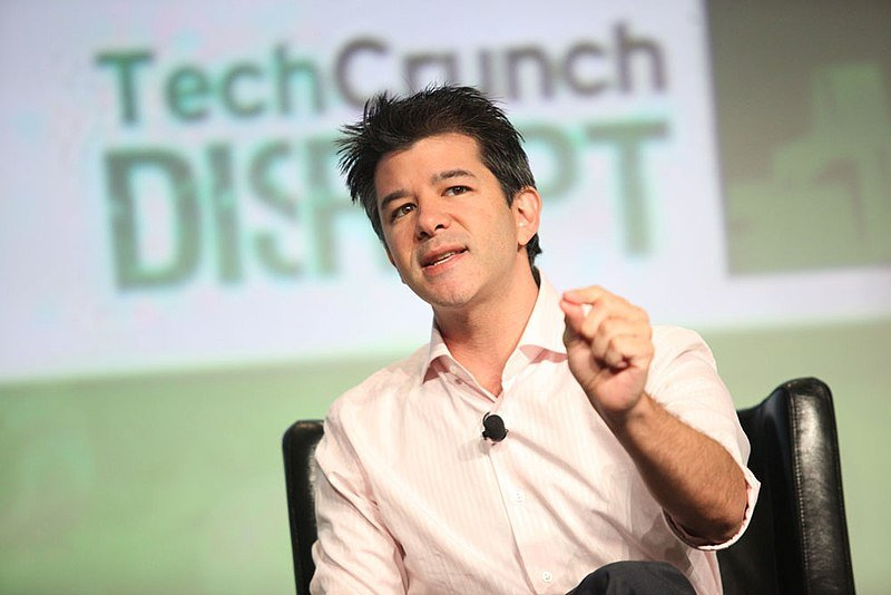 Kalanick's new startup CloudKitchens raises $400 million