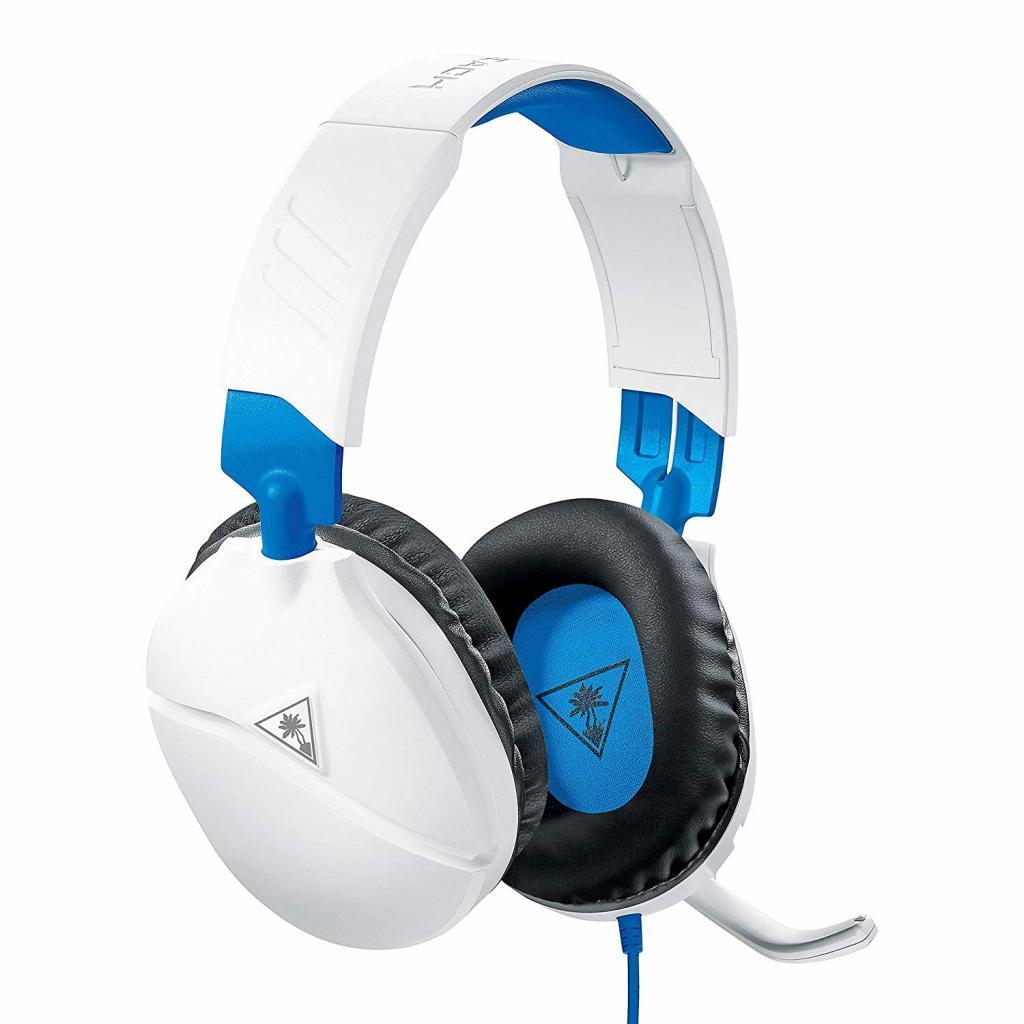 Turtle Beach Recon 70 White Gaming Headset