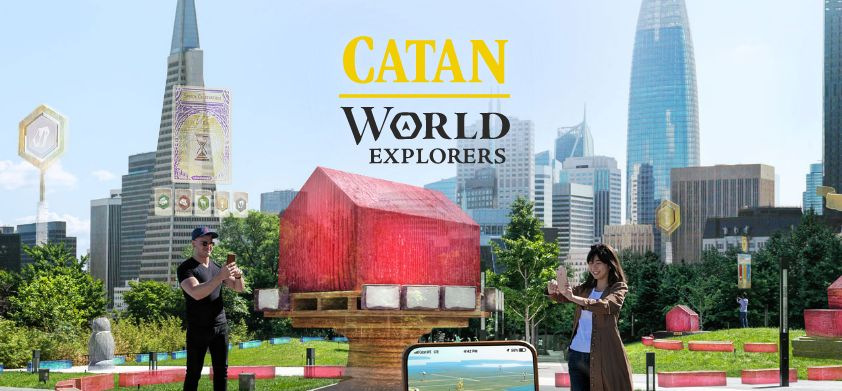 CATAN – World Explorers available for pre-registration