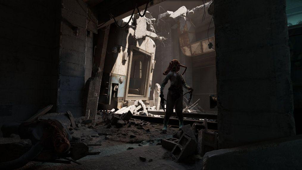 VR Game Half-Life: Alyx