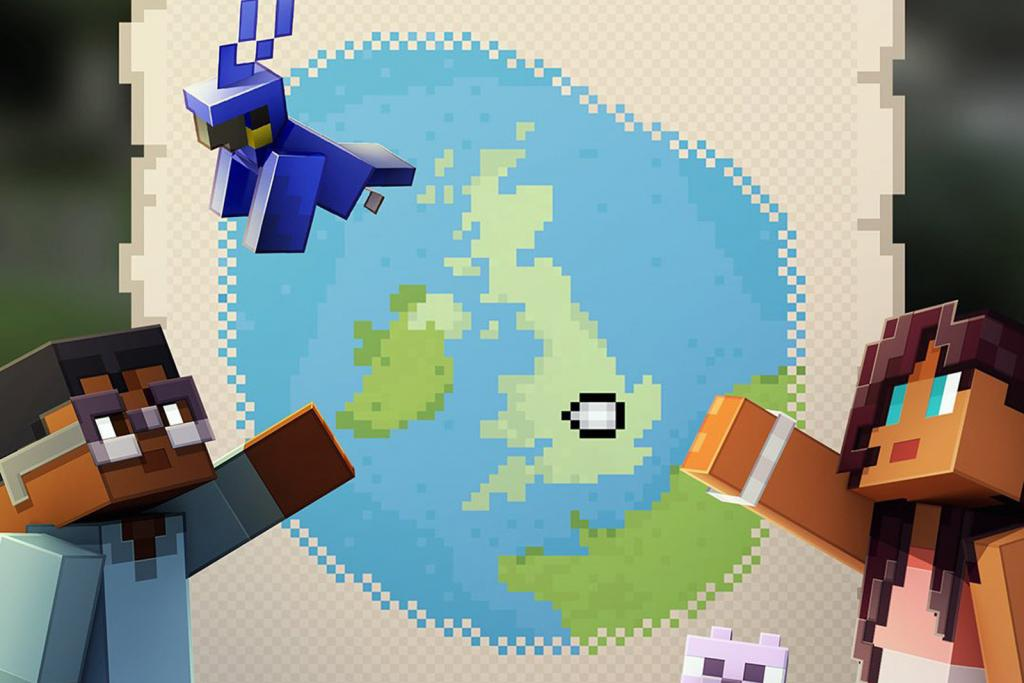 Minecraft Earth available in 8 countries now.