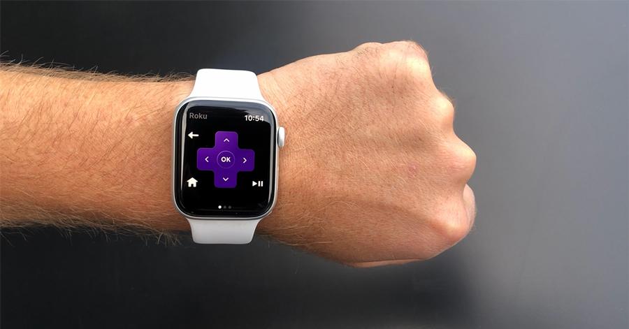 Roku App on Apple Watch