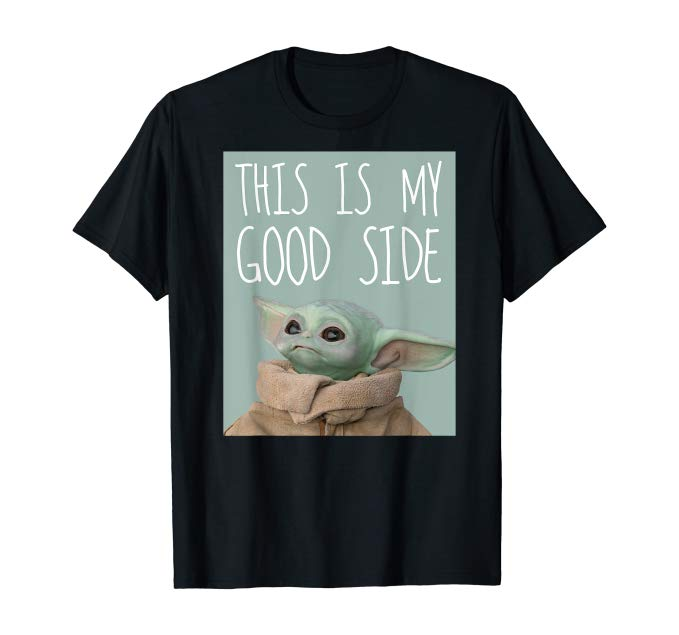The Child This Is My Good Side T-Shirt
