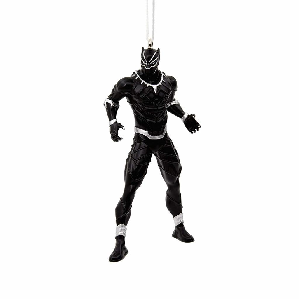 Avengers Black Panther Christmas Ornament