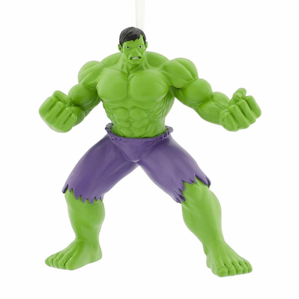 Marvel Avengers Hulk Christmas Ornament