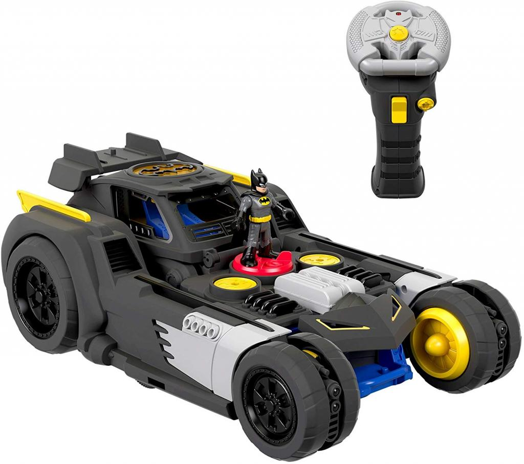 Imaginext DS Super Friends Transforming Batmobile RC