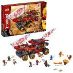 LEGO-NINJAGO-Land-Bounty-70677-Toy-Truck-Building-Set
