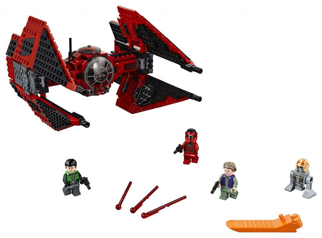 LEGO Star Wars Resistance Major Vonreg's TIE Fighter 75240 Building Kit