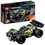LEGO-Technic-WHACK-42072-Building-Kit-with-Pull-Back-Toy-Stunt-Car