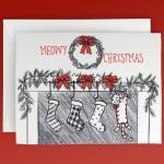 Meowy Christmas Funny Christmas Cards