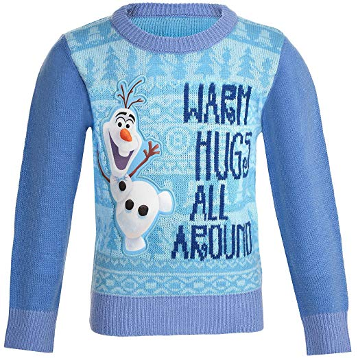 Olaf Ugly Christmas Sweater for Children