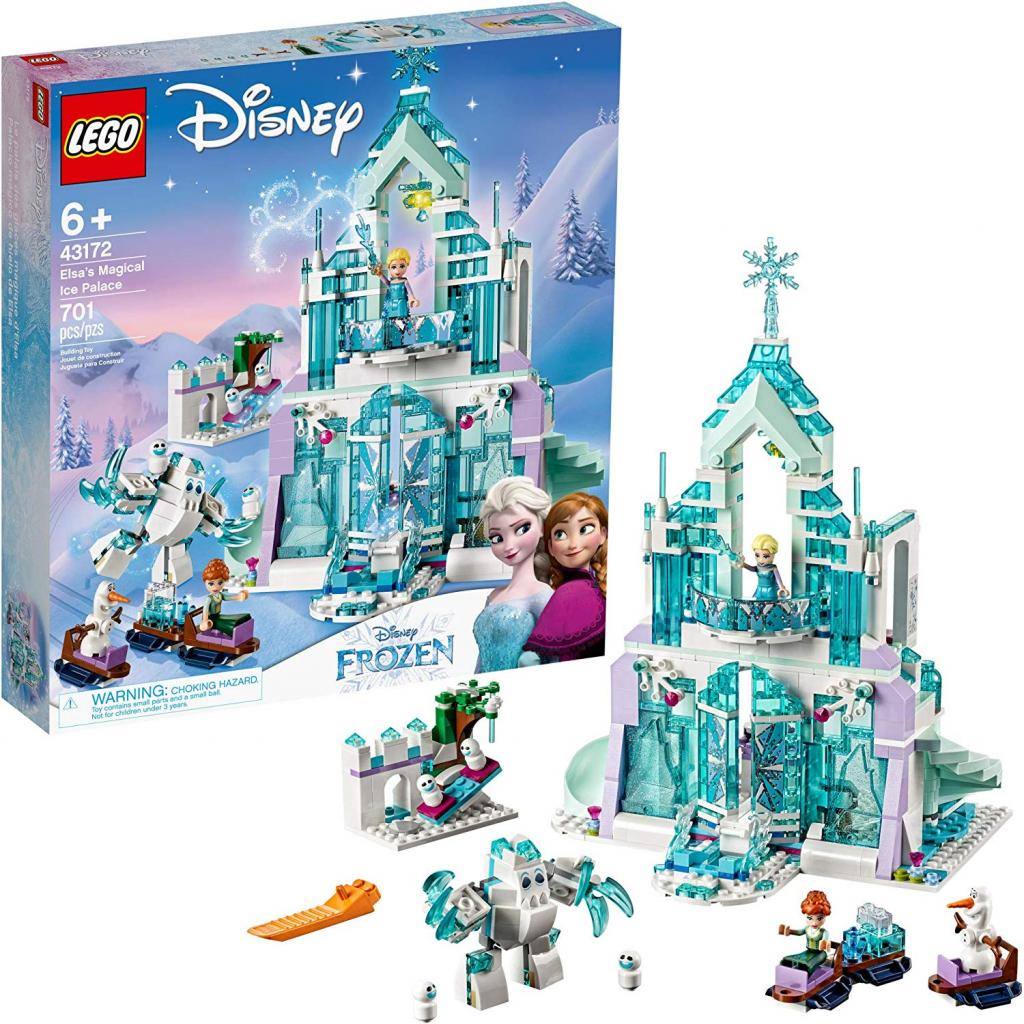 Magical Ice Palace Building Kit