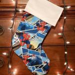 Spiderman Christmas Stocking